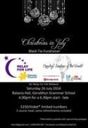 Christmas In July Black Tie Fundraiser - Geraldton WA