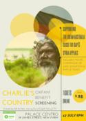 Qld Committee For Oxfam Australia: Film Fundraising Event - Charlies Country