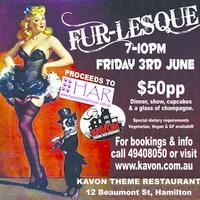 June 3 - Support the Furlesque Fundraiser for Hunter Animal Rescue - Hamilton NSW