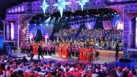 Dec 24 Vision Australia's Carols By Candlelight 2016 - Melbourne