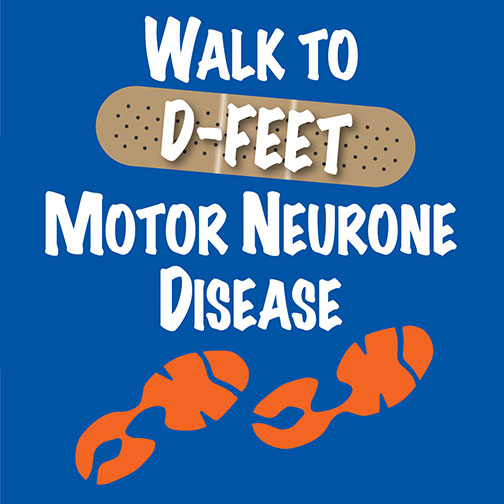 Walk to D-Feet MND Toowoomba
