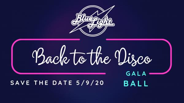 Blue Light Gala Night : Back to the Disco