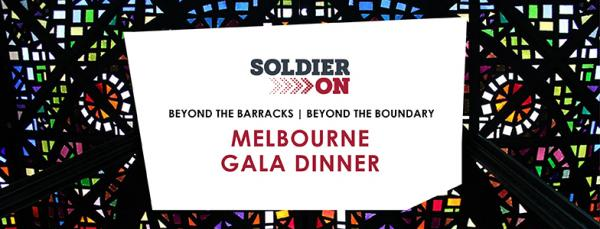 Soldier On Melbourne Gala Dinner 2018