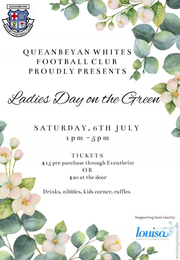 Ladies Day on the Green