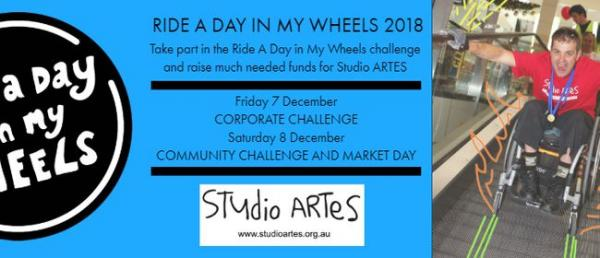 Ride a Day In My Wheels