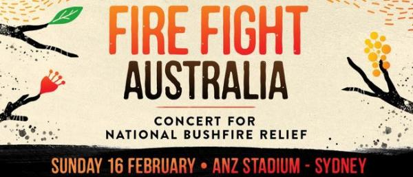Fire Fight Australia – Concert for National Bushfire Relief