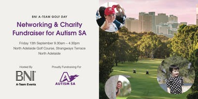 North Adelaide Golf Day | Networking & Charity Fundraiser for Autism SA