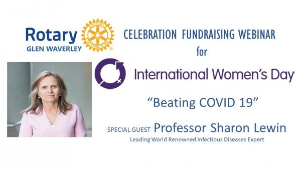 Celebration Fundraising Webinar : International Womens Day