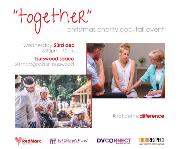 Together : Christmas Charity Cocktail Event