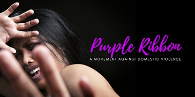 PURPLE RIBBON ~ A Movement Against Domestic Violence
