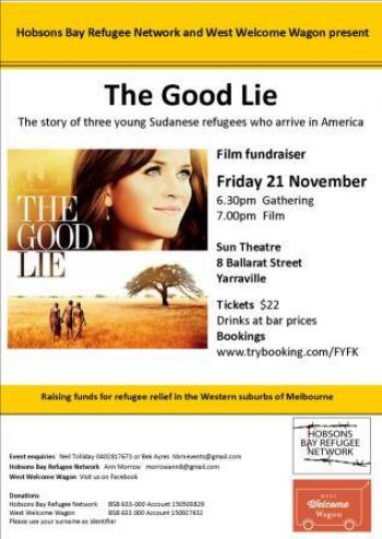 HBRN &WWW Film Fundraiser: The Good Lie