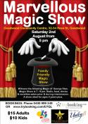 Marvellous Magic Show - A Family Friendly Fun Magic Show!