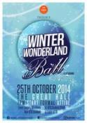 Winter Wonderland Uball 2014 - Sydney