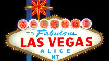 Las Vegas Charity Ball: A Mirage in the Alice Desert