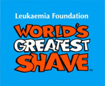 Worlds Greatest Shave in Hobart