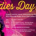 Riverside Rugby Club Ladies Day - Brisbane