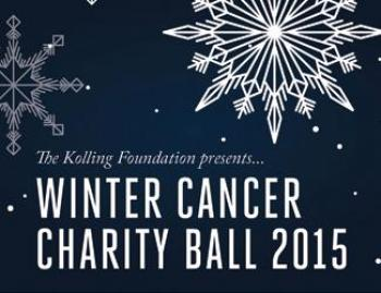 Winter Cancer Charity Ball 2015 - Sydney