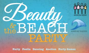 Beauty & the Beach Party
