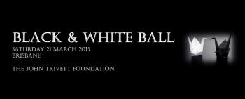 Black and White Ball for Cure Brain Cancer Foundation - Brisbane