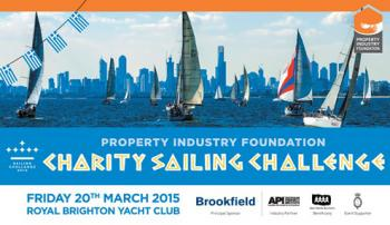 PIF Charity Sailing Challenge - Middle Brighton VIC