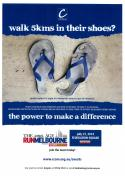 Run Melbourne Walk 5kms in their shoes