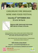 Carlsruhe VIC Fire Brigade Wine & Food Festival
