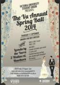 Vusu Presents: The Vu Annual Spring Ball 2014 - Melbourne