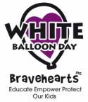 White Balloon Day for Bravehearts SA