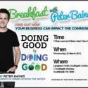 Doing Good By Doing Good With Peter Baines - Melbourne