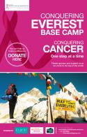 Pink Team Everest Adventure to Save Lives for NBCF