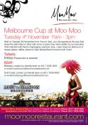 Melbourne Cup Luncheon at Moo Moo Restaurant - Brisbane