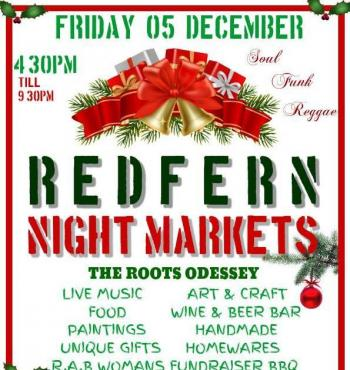 Redfern Night Markets - Sydney