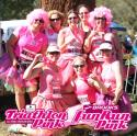 Triathlon Fun Run Pink Perth