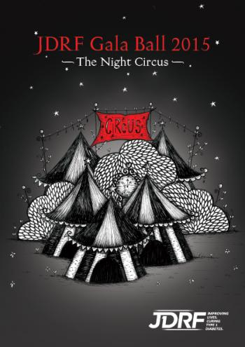 JDRF Gala Ball - The Night Circus - Sydney