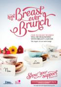 Host a Breast Ever Brunch - For Mater Foundation Chicks in Pink