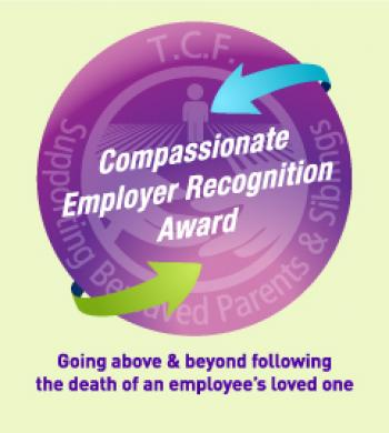 Compassionate Employer Recognition Awards 2015