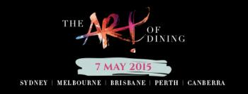 The Art of Dining - Camp Quality Supper Club 2015 - Brisbane