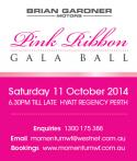 The 11th Annual Pink Ribbon Ball - for Breast Cancer Awareness