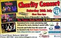 Charity Concert forThe Mark Hughes Foundation - Wallsend NSW