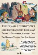 The Pyjama Foundation 10th Birthday Story Book Gala - Brisbane