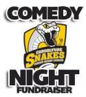 Caboolture Comedy Night Fundraiser - Raising Funds For Caboolture Junior Rugby League