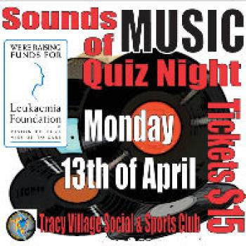 Sounds of Music Quiz Night 2015 - Lyons NT