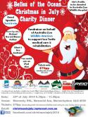 Christmas in July Charity Dinner with Terri Irwin