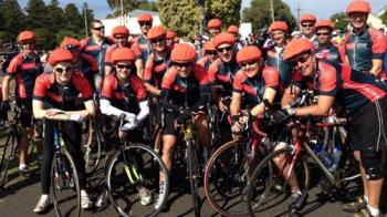 Woodys Murray To Moyne Annual Cycle Relay - Port Fairy VIC
