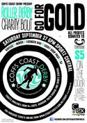 Going For Gold - Charity Bout - Coffs Harbour NSW
