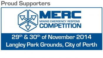 Mining Emergency Response Competition (MERC) - Perth