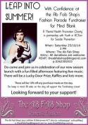 Ab Fab Shop Mental Health Fundraiser - Canberra