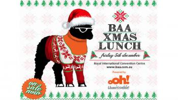 BAA Annual Xmas Lunch - Brisbane