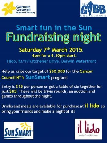 Smart Fun In The Sun Fundraising Night For The Cancer Council NT - Darwin