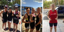 Noosa Triathalon 2017 with Cystic Fibrosis
